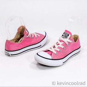 Converse Youth All Star Low Top Basketball Shoes